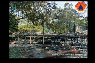 Kebakaran Desa Labangka, Penajam Paser Utara