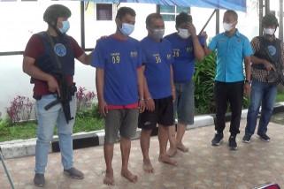 BNN tangkap mantan anggota polri penyelundup 20 kg sabu