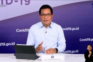 Satgas akui adanya perbedaan data pemerintah pusat dan daerah