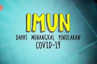 Tangkal COVID-19 dengan meningkatkan imunitas tubuh