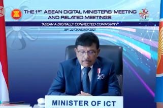 ASEAN diharapkan lindungi pertukaran data digital