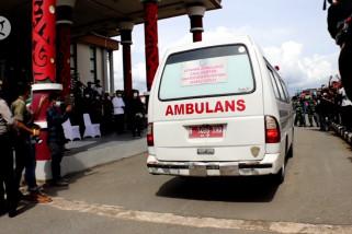 Gubernur Kalbar sambut kedatangan dua jenazah penumpang Sriwijaya Air SJ-182