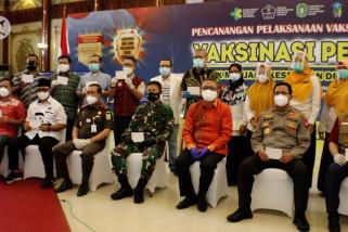 Pelaksanaan vaksinasi COVID-19 di Provinsi Kalimantan Barat