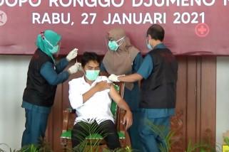Pemkab Madiun mulai lakukan vaksinasi COVID-19