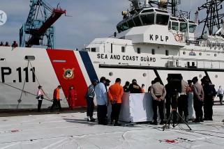 Boeing bantu identifikasi puing pesawat Sriwijaya Air SJ 182