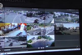 Jalan Tunjungan dan Raya Darmo di Surabaya tutup saat akhir pekan