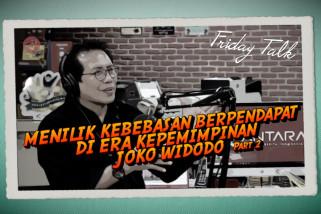 Menilik kebebasan berpendapat di era kepemimpinan Joko Widodo (Bagian 2 dari 2)