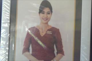 Keluarga pramugari Sriwijaya Air di Bali bersiap lakukan tes DNA