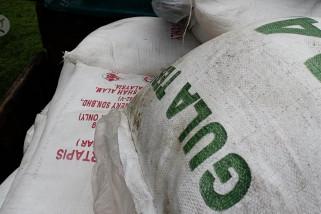 Bea Cukai Kalbar hibahkan 8 ton gula pasir untuk Kabupaten Sambas