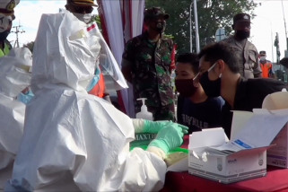 Cegah penularan COVID-19, Pemkot Denpasar dorong pengetatan PPKM