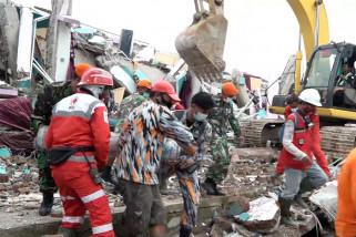 Satgas masih cari 3 lagi korban gempa Mamuju