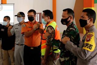 Posko krisis kecelakaan Sriwijaya Air SJ-182 Bandara Supadio ditutup