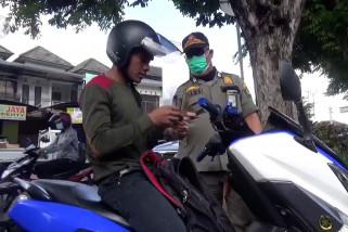 PPKM dimulai, pintu masuk Denpasar diperketat