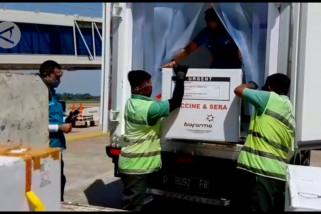 8.780 Dosis vaksin sasar lansia dan pelayan publik Kalbar