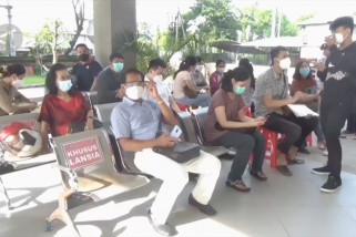 Denpasar sasar 16.690 penerima vaksin gelombang dua