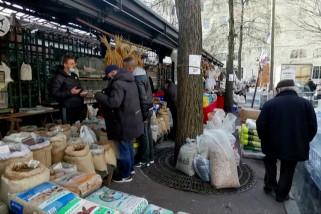 Kicauan terakhir di pasar burung bersejarah Paris