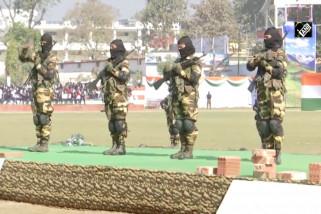 Menyaksikan keberanian Pasukan Komando Wanita Uttarakhand