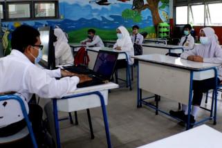 12 Sekolah di Pontianak gelar pembelajaran tatap muka