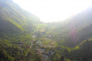 Memanjakan diri lewat pesona The Kaldera Toba