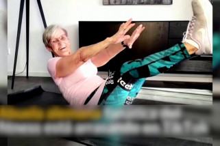 Nenek pesenam dari Jerman jadi bintang TikTok