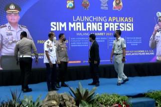 Polres Malang luncurkan layanan SIM Presisi