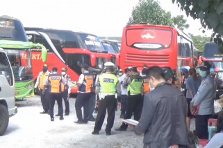 Dishub Denpasar akan awasi agen bus selama pelarangan mudik
