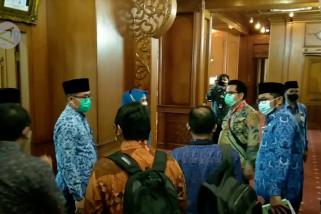 KPK ingatkan Pemprov Jambi tujuh fokus pencegahan korupsi