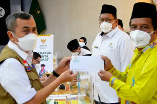 Cinta Zakat di Riau untuk mewujudkan program Pulau Zakat