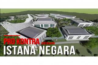 30 Menit - Jawaban gamblang Menteri PPN/Bappenas tanggapi pro-kontra desain istana negara
