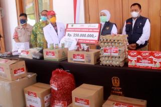 Jateng salurkan bantuan untuk korban gempa di Jatim