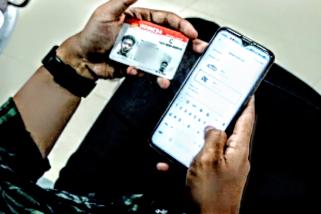 Pemohon perpanjangan SIM daring meningkat 200%