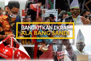 30 Menit - Sandiaga Uno - Agar pariwisata dan ekraf Indonesia bergairah lagi