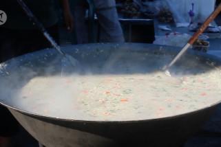 Kanji rumbi, makanan berbuka khas masyarakat Aceh