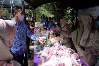 13 kabupaten kota di Kalsel adakan Pasar Murah Ramadhan bergiliran