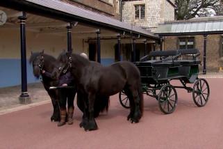 Sekilas tentang kereta kuda kesayangan Pangeran Philip