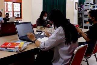 Tambah koleksi digital, pengunjung Perpusda Kalbar meningkat