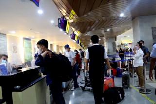 Antisipasi WN India masuk, Bandara Ngurah Rai lakukan pengetatan