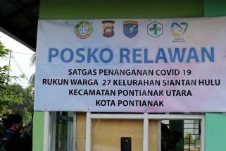 Kalimantan Barat terapkan PPKM berbasis mikro