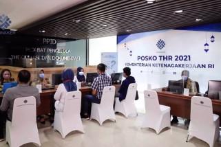 Kemnaker luncurkan Posko THR 2021
