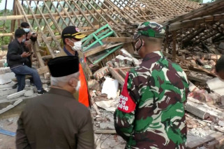 Kepala BNPB apresiasi penanganan gempa Malang