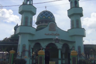 Masjid Jami saksi perkembangan Islam di Ambon