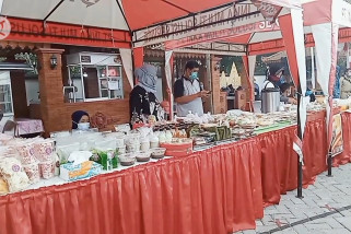 Pemkot Madiun gelar bazar takjil guna bangkitkan ekonomi