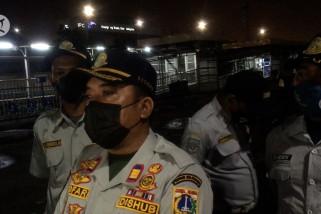 Terminal Tanjung Priok hentikan sementara layanan bus AKAP