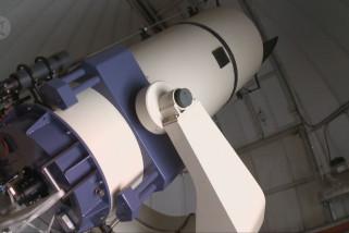 Menilik teleskop radio pertama Maroko