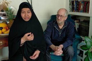 Laporan dari London - Pencarian Islam pasangan Inggris-Indonesia