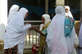 Tarekat Syattariah di Aceh rayakan Idul Fitri lebih awal