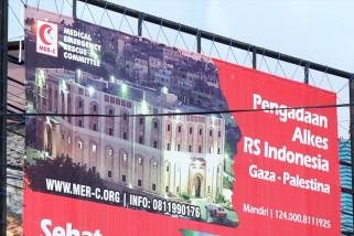 MER-C kirim dokter bedah ke Palestina