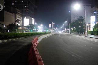 Anies: Kondisi malam takbiran di Jakarta terkendali
