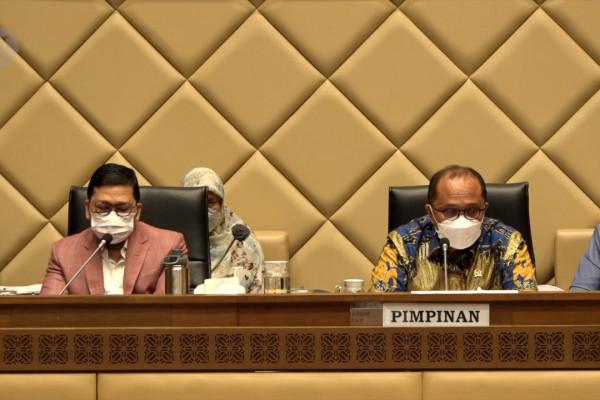 Komisi II DPR setujui pagu anggaran Kemensetneg sebesar Rp1,89 T - ANTARA  News
