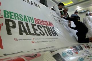 Dari KKIPP untuk warga Palestina